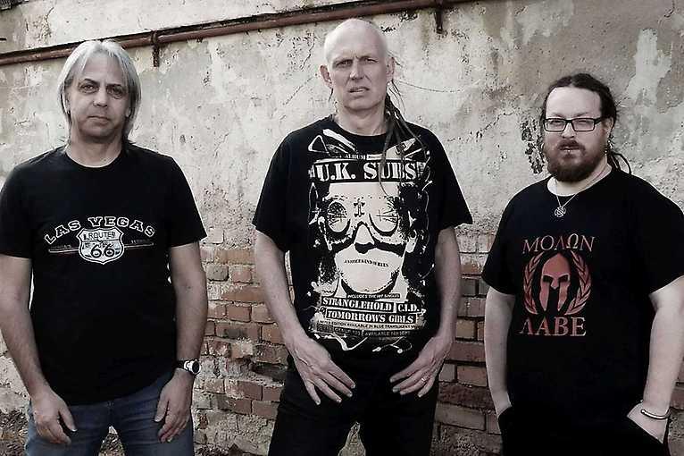 Zeměžluč (album release) + Angry Brigade + more