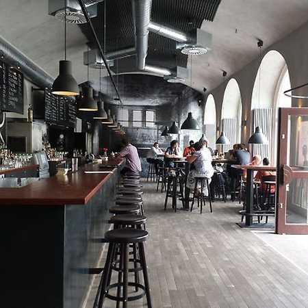 Hoffa Bar Praha