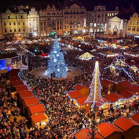 Slavnostní rozsvícení vánočního stromu 2019