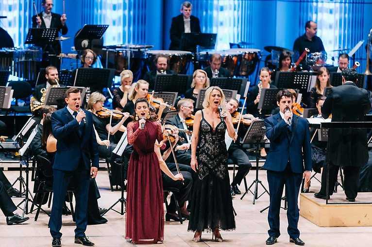 Ve jménu lásky: Bohemia Voice & Filharmonie Bohuslava Martinů