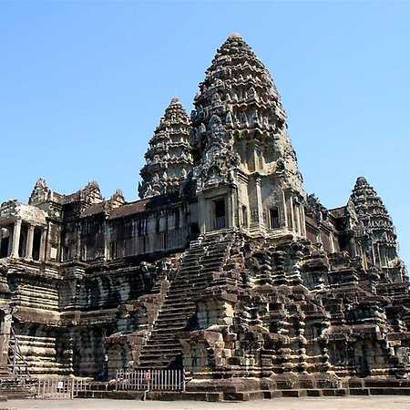 Travelling: Kambodža a Vietnam