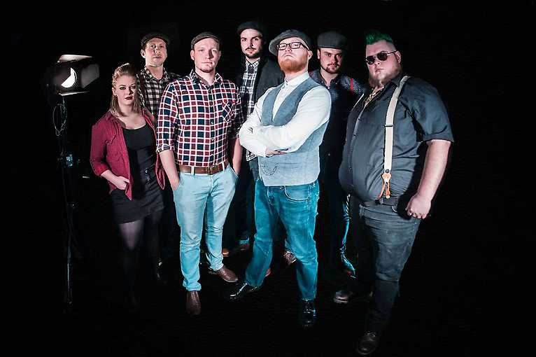 The O'Reillys And The Paddyhats + Threepwood N Strings
