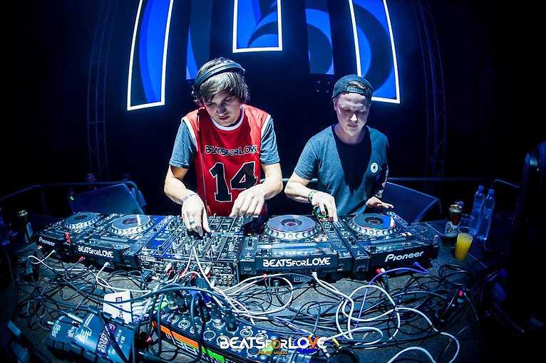 Fantek & Pex + Ed Rush