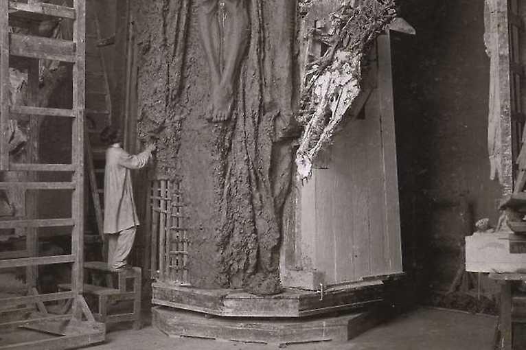 Komentovaná prohlídka výstavy Stanislav Sucharda 1866–1916: Tvůrčí proces