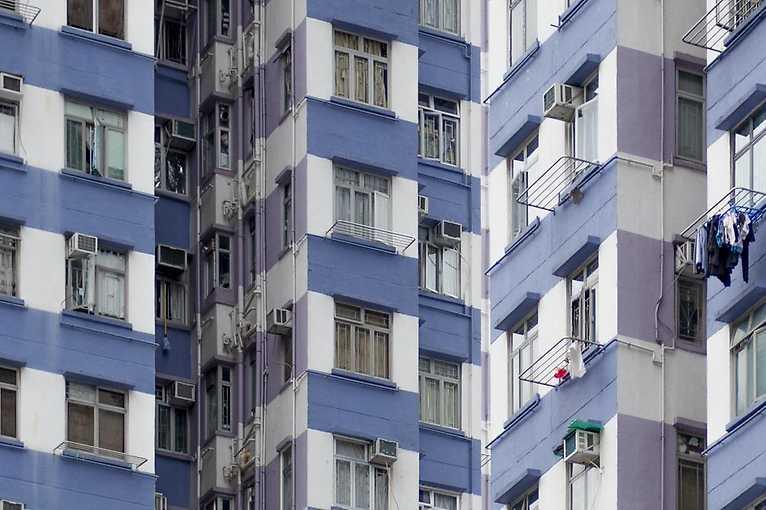 Relentess Melt: Hong Kong Abstractions
