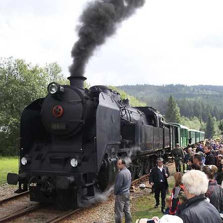 Šumava Litera - Svět Šumavských Železnic