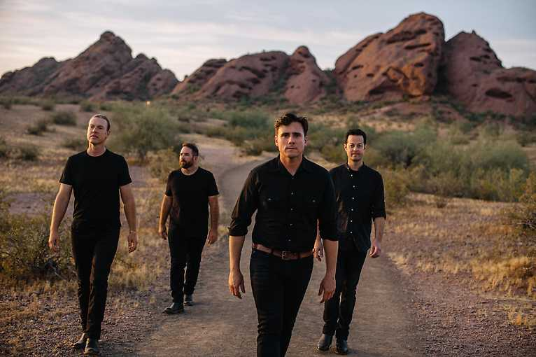 Jimmy Eat World + special guests: Together Pangea
