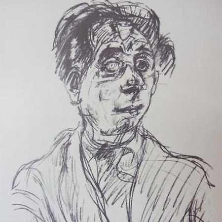 Eva Bendová: Kokoschkův portrét neznámého muže