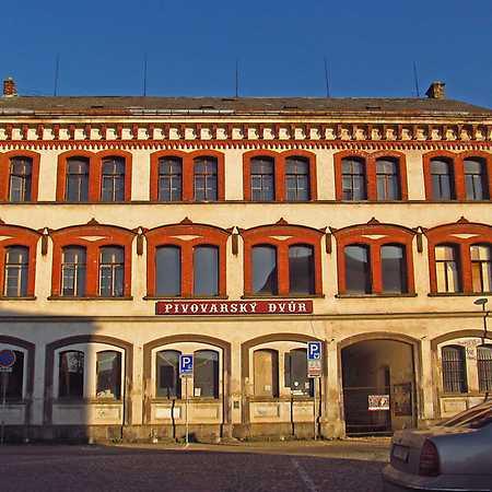 Pivovarský dvůr Liberec