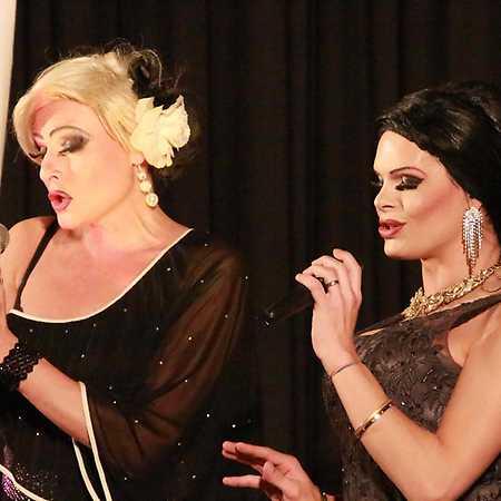 Travesti show Liberec