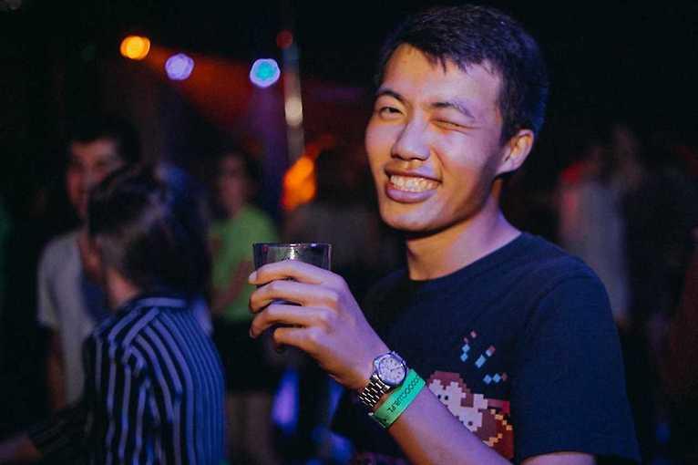 Asian Night by Unbuffalo