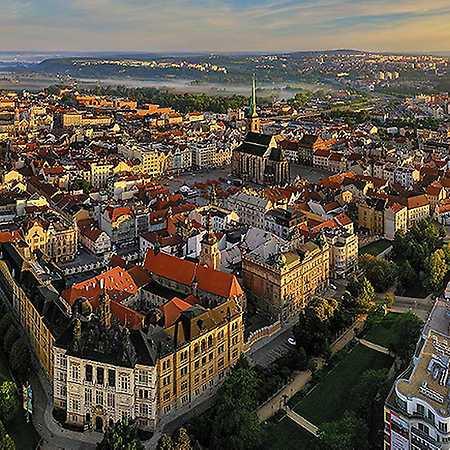 Poznat město: Jak založit Plzeň