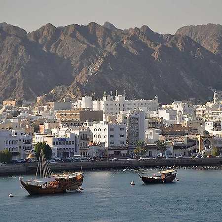 Na skok do Ománu