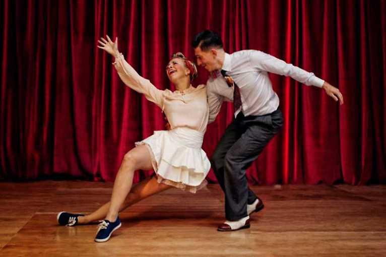 Vánoční tančírna s Michalem Padevětem
