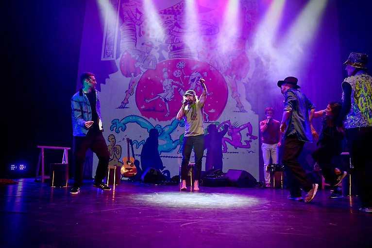 Dan Bárta & Endru & Jen Hovorka & Losers Cirque Company – Kmeny 2.0