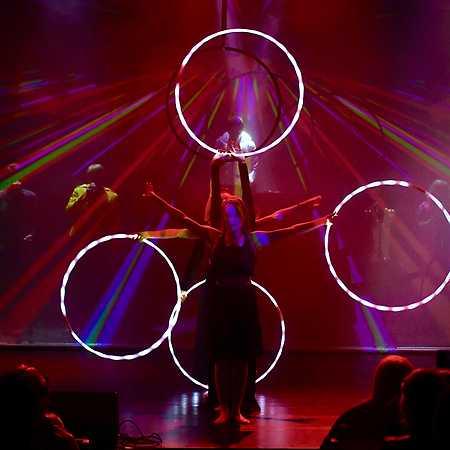 Skety & Endru & Losers Cirque Company
