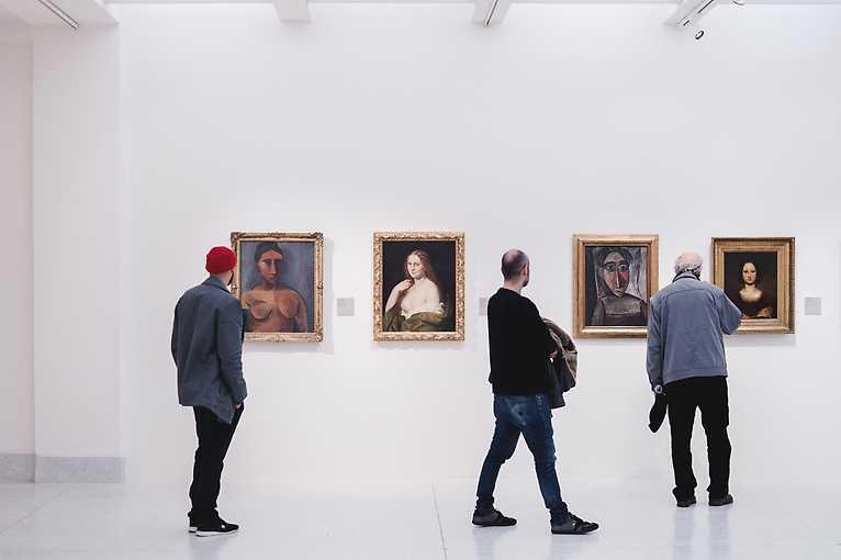 1796–1918: Umění dlouhého století