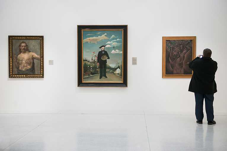 1796–1918: Art of the Long Century