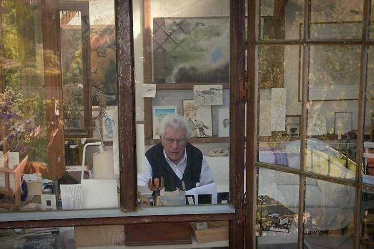 John Berger a umění pohledu s přednáškou režisérky snímku Cordelií Dvořák