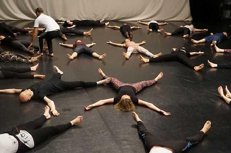 Contemporary dance – permanentka
