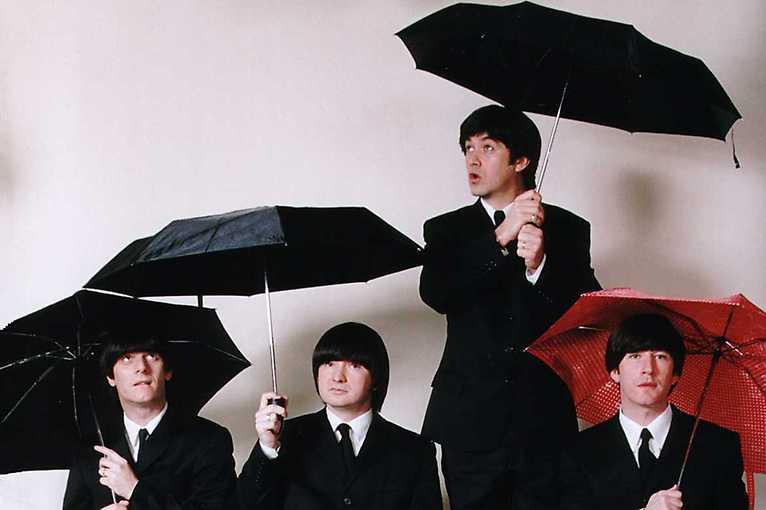 The Backbeat Beatles