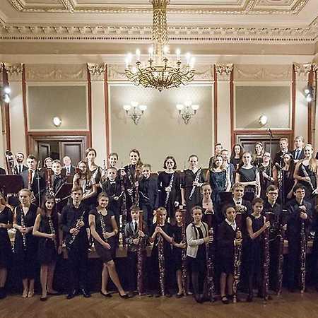 Dvouplátkový orchestr ČSDN