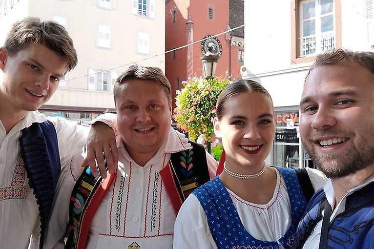We Love Folklor: CM Jánoch