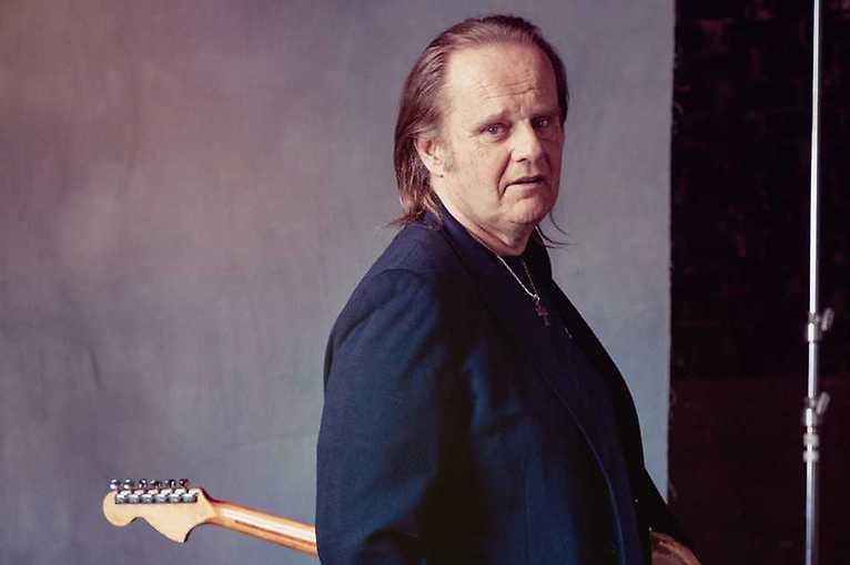 Prague International Bluenight: Walter Trout
