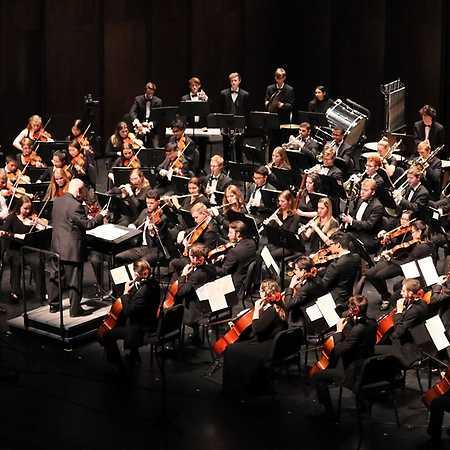 University of North Carolina Symphony Orchestra