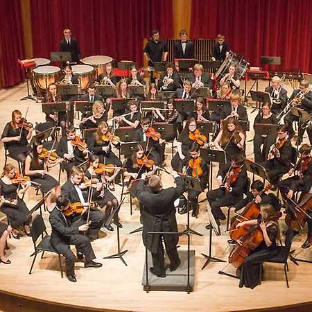 Wisconsin Youth Symphony Orchestra