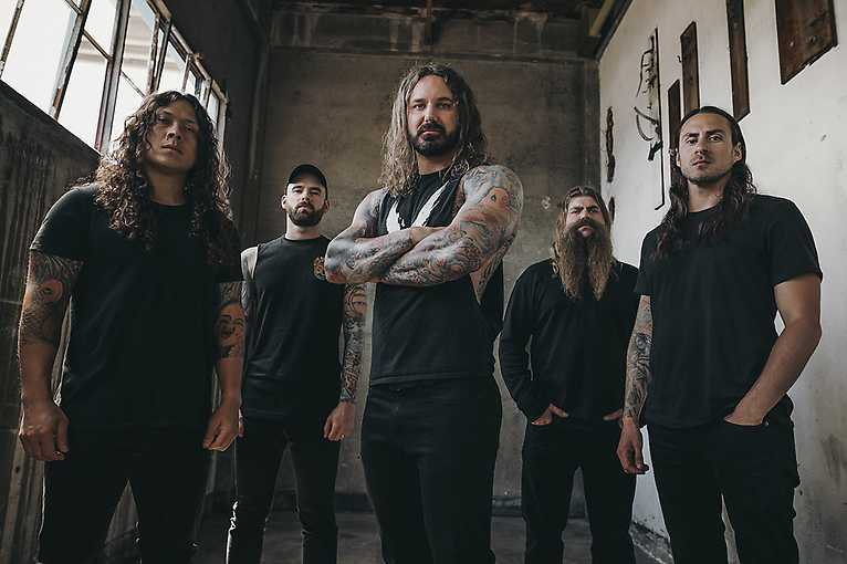 As I Lay Dying + Support: Chelsea Grin and more