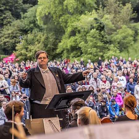 Pražský filmový orchestr: Koncert filmové hudby