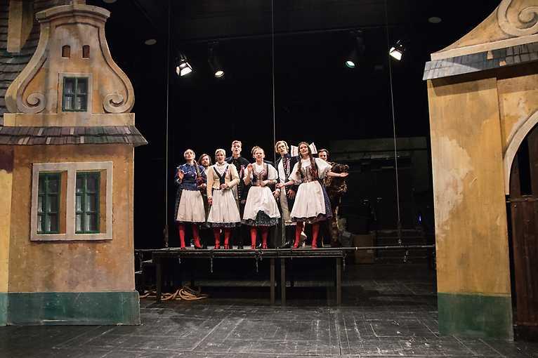 Prodaná nevěsta na prknech Prozatímního, Stavovského a Národního divadla v letech 1868 až 2020
