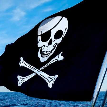 Hravá sobota: Piráti a námořníci