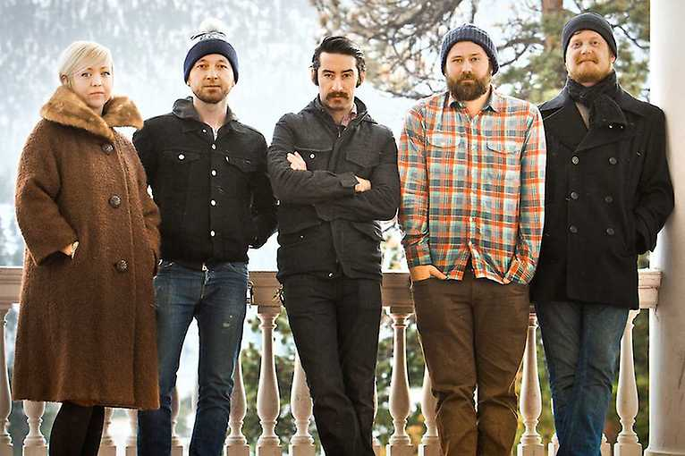 Murder by Death + support: Jason Hawk Harris