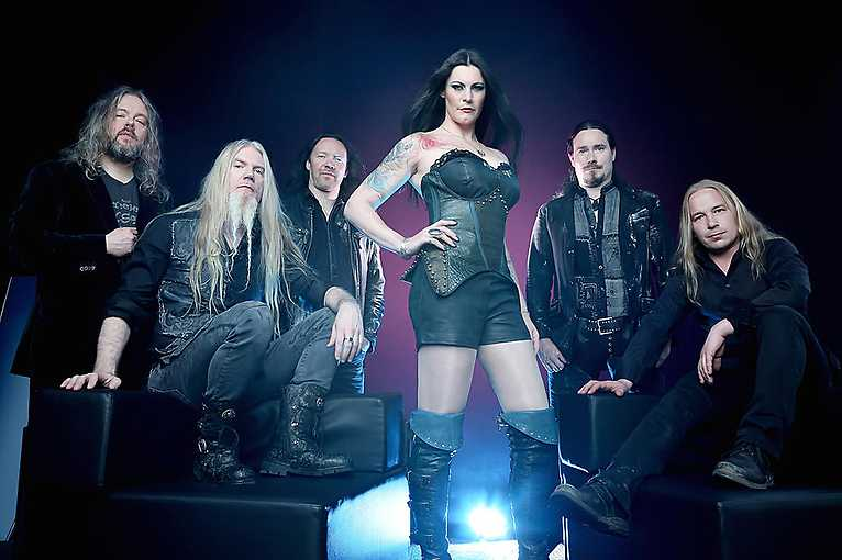 Nightwish + special guest: Amorphis + more