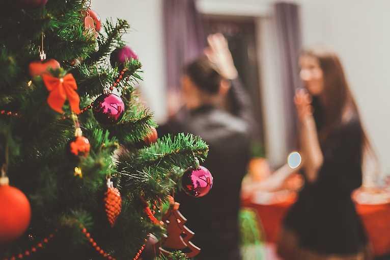 Vánoční večírek Archistroje