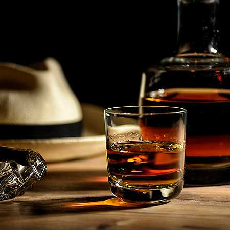 Rumová vánoční degustace