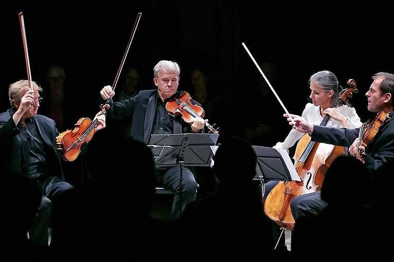 Kvarteto Martinů & Karel Košárek