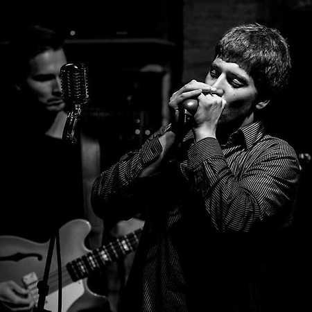 Ondřej Žlábek & Harpriders Blues Band