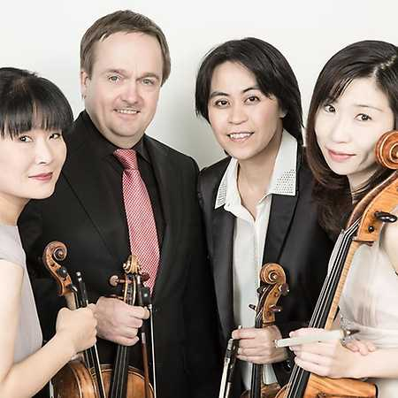 Lotus String Quartet – Beethoven 250