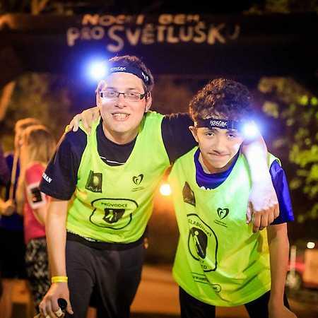 Noční běh pro Světlušku 2020 Brno