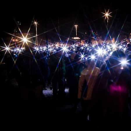 Noční běh pro Světlušku 2020 Praha