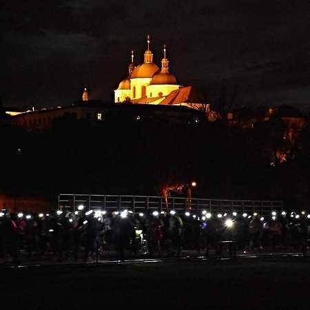 Noční běh pro Světlušku 2020 Olomouc