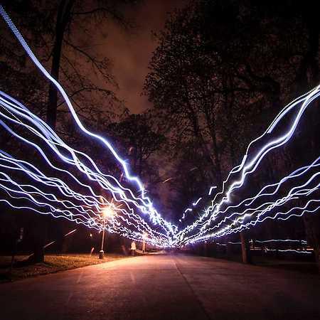Noční běh pro Světlušku 2020 Ostrava