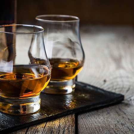 Lednová rumová degustace