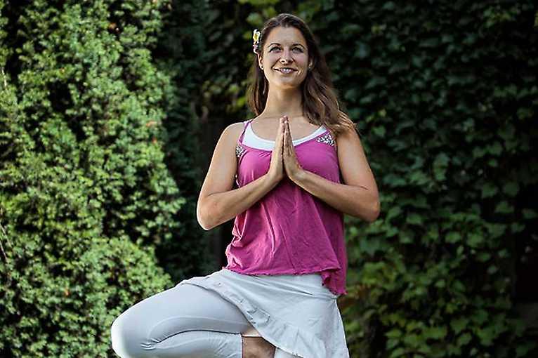 Nový začátek – Tantrická jóga inspirovaná kontinuum movement