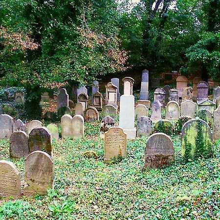 Václav Fred Chvátal: Židovské hřbitovy – Blovice