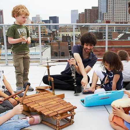 Oran Etkin: Interaktivní koncert pro děti