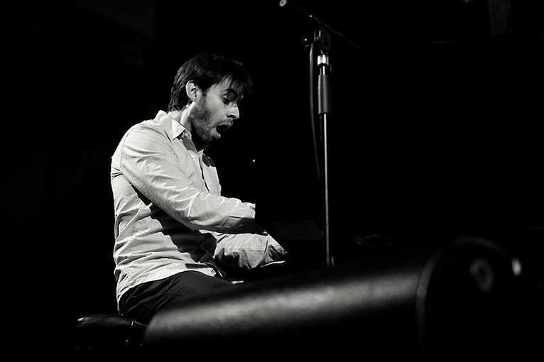 25. Mezinárodní festival jazzového piana: Vadim Neselovskyi + Danny Grissett
